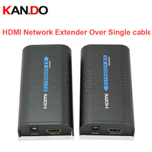 373 HDMI Network Networking Extender Over Cat5 Cable – Unlimited Extension HDMI Network Extender audio video adapter