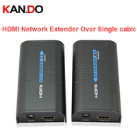 373 HDMI Network Networking Extender Over Cat5 Cable Unlimited Extension HDMI Network Extender audio video adapter