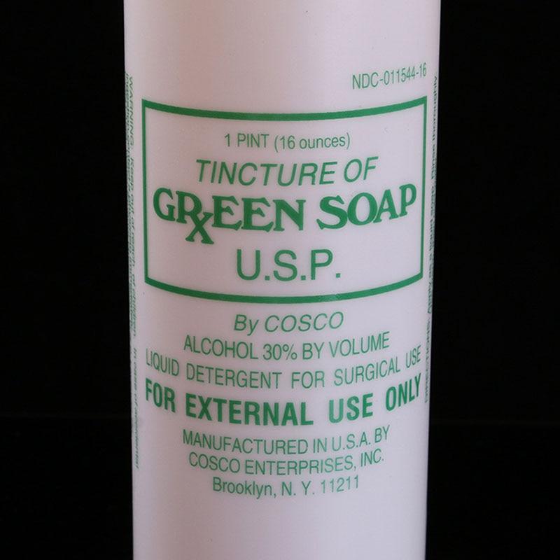 Yilong Cleaning Water Skin Wash Stencil Green Soap 480ml Tattoo