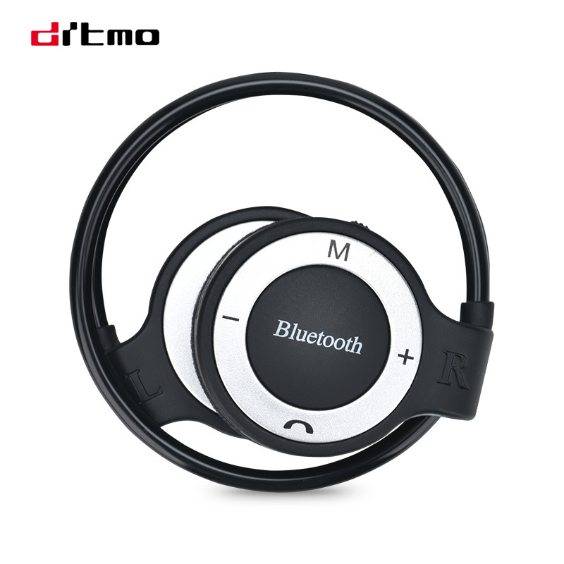 Drtmo Wireless Bluetooth Headphones Sports Ear Hook Earphone Waterproof Stereo Headset For Music 2017 scomas i7 mini bluetooth earbud wireless invisible headphones headset with mic stereo bluetooth earphone for iphone android