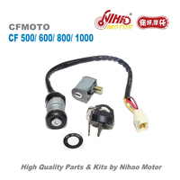 TZ 16A CF500 Ignition Lock CFMoto Parts CF188 500cc CF MOTO ATV UTV Quad Engine Spare
