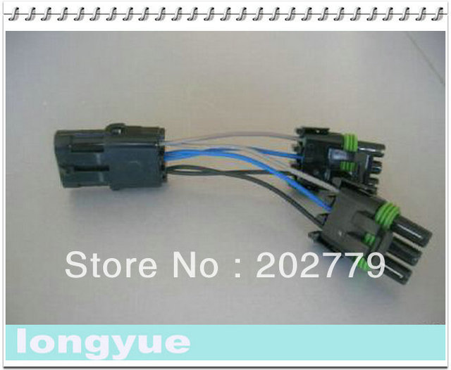 longyue 10 pcs 85 92 tpi camaro trans am corvette tps sensor tps chevy 8 pin longyue 10 pcs 85 92 tpi camaro trans am corvette tps sensor adjusting wiring harness