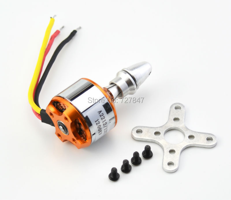 New Multi Quadcopter 2212 1000KV 1200kv 1400kv 1800kv  Rc Brushless Out runner Motor for 4 Axis UFO xxd a2212 1000kv brushless motor for rc airplane quadcopter