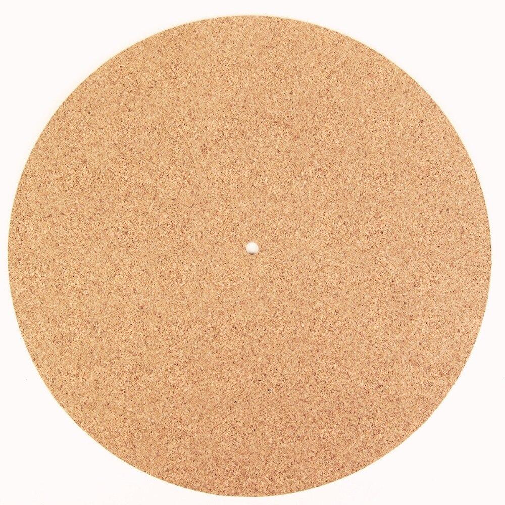 Mistral Liège Plateau Plateau Tapis LP Slip Mat Audiophile 3mm Anti-Statique Feutrine pour LP Disque Vinyle