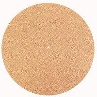 Mistral Cork Turntable Platter Mat LP Slip Mat Audiophile 3mm Anti Static Slipmat For LP Vinyl