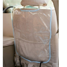 Protectors-Protection Clear-Covers Car-Seat Baby Children Anti-Kick-Mat for Dogs Mud
