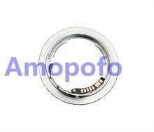 Amopofo AI-EF Eletrônico anel Adaptador, para Nikon AI AI-S F Lens para a Canon EOS 7D 60D 500D 550D 1100D 450D adaptador de Câmera
