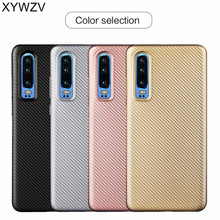 XYWZV For Cover Huawei P30 Case Luxury Silm Soft TPU Silicone Phone Back P 30 Fundas ^