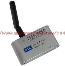USB to Zigbee wireless module CC2530 chip Zigbee2007 1.6 km transmission 5 8 km extreme distance wireless data transmission module power 4432 t2000 50 layer building