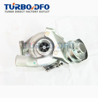Turbocharger TD03 49131 06004 / 49131 06003 complete turbine For Opel Astra H Combo C Corsa C Meriva A 1.7 CDTI Z17DTH 100 HP