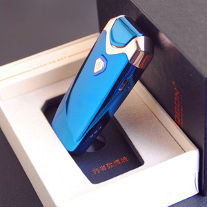 Image 5 - New USB Thunder Lighter Rechargeable Electronic Lighter Cigarette Plasma Double Arc Palse Pulse Windproof Gadgets for Men Gift