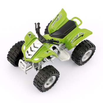 Pull Back Metal Alloy Beach Motorcycle Vehicles Diecast Cars Model Car Toy Brinquedos Gift 8.5*6*5.5cm for Boys Children image