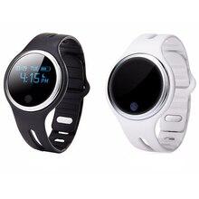 Смарт-браслеты E07 Смарт Браслет Фитнес трекер smartband для IOS Android Спортивный Браслет smartwatch