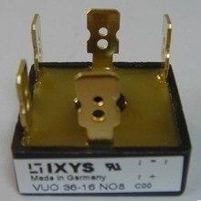 Ixys трехфазный выпрямитель мостиковые выпрямители vuo36-16no8 VUO36-16N08