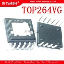 1 pces top264vg top264 t integrado fora de linha switcher com tecnologia ecosmart para fontes altamente eficientes dip11 1 pces molewei