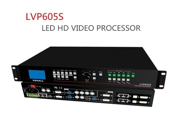 VDWALL LVP605S Профессиональный LED HD Видео Процессор, LVP605S СВЕТОДИОДНЫЙ Видео Процессор