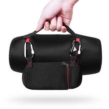 купить Newest 2 in 1 Neoprene Bluetooth Speaker Case Bag for JBL Xtreme Portable Travelling Handheld Bag Extra Bag for Charger Cables по цене 781.57 рублей