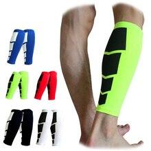 1 Pair Cycling Leg Warmers Compression Running Sleeve Football Leggings Basketball Calf Sleeves Shin Guard Sports Safety
