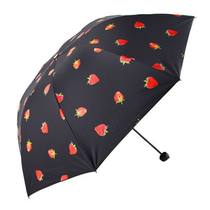 Strawberry Cute Umbrella Creat