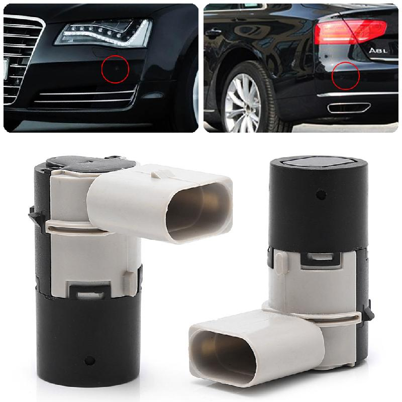 PDC Parking Sensor Fits For Audi VW Seat For Skoda Sharan A3 A6 7M3919275A 4B0919275A High Quality PDC Sensor Drop Shipping