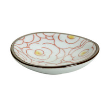 купить 2pcs/Lot Sushi Wasabi Sauce Dish Cheese Plate Dip Dish Dipping Bowl дешево