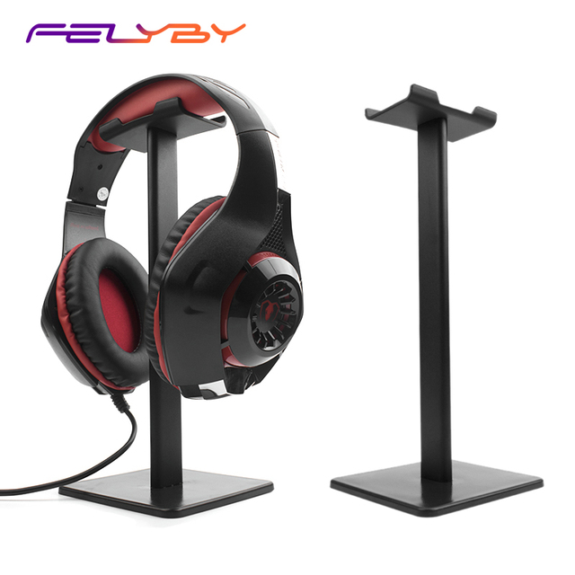 FELYBY Gaming Headset for a variety of headphones detachable headphone bracket