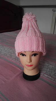 mother and baby hats-  3 year to adult size - free size - choose your color