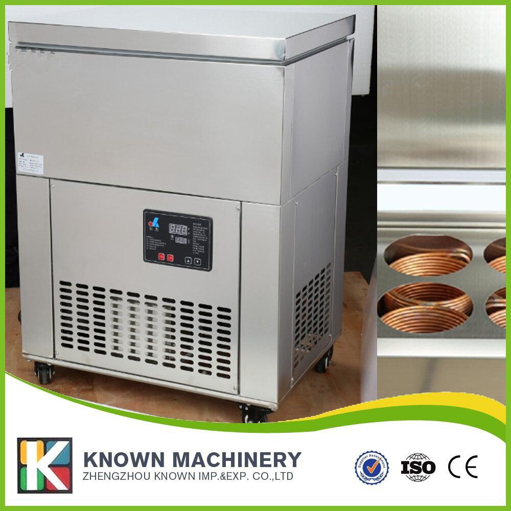 Luftkühlung 2016 Neue zustand 1500 Watt automatische milch schneeflocke eismaschine with4-6 h eisherstellung zeit durch meer