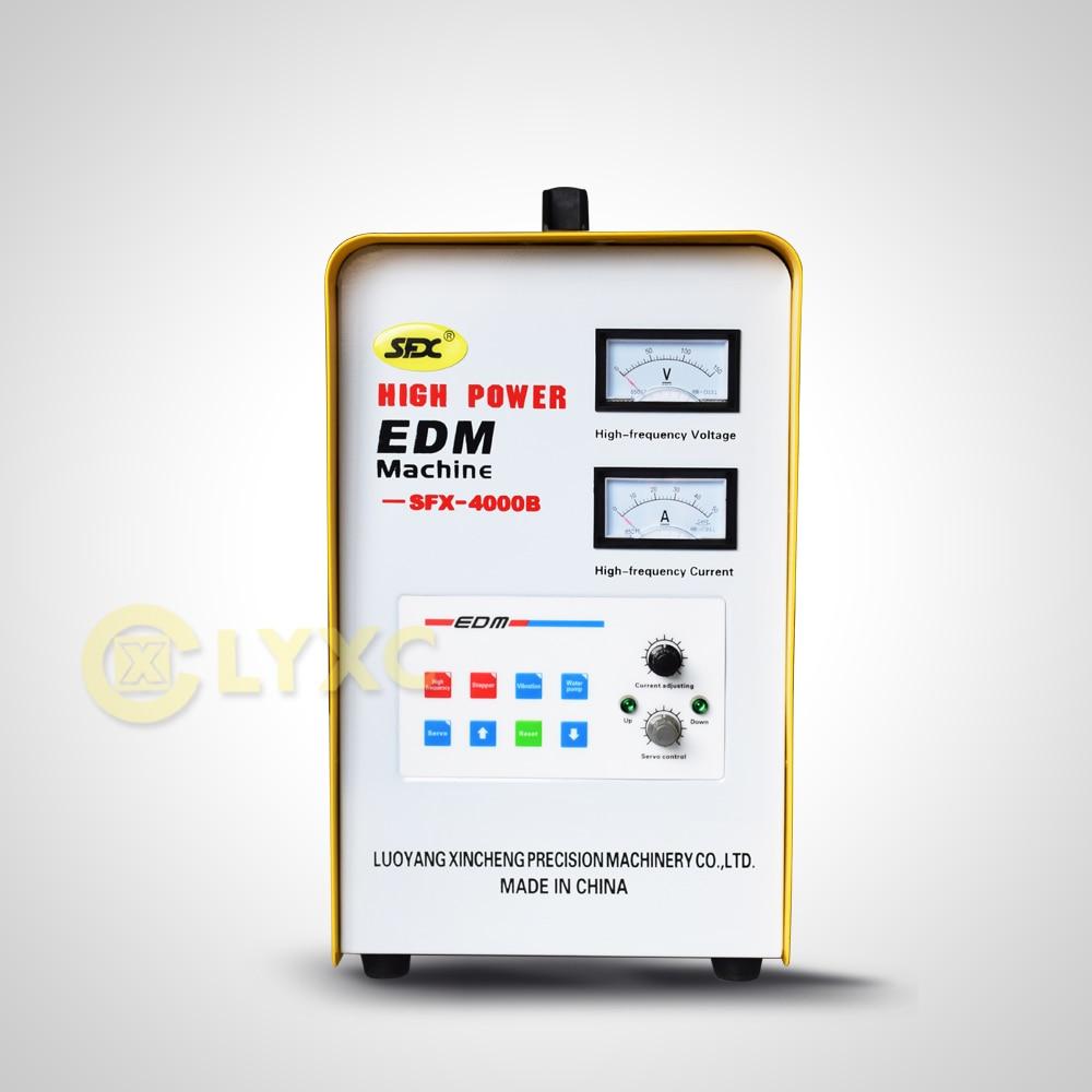 electro arc metal disintegrator manual portable edm machine-in Power