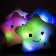 Poduszka LED STAR 41 cm * 33 cm * 10 cm
