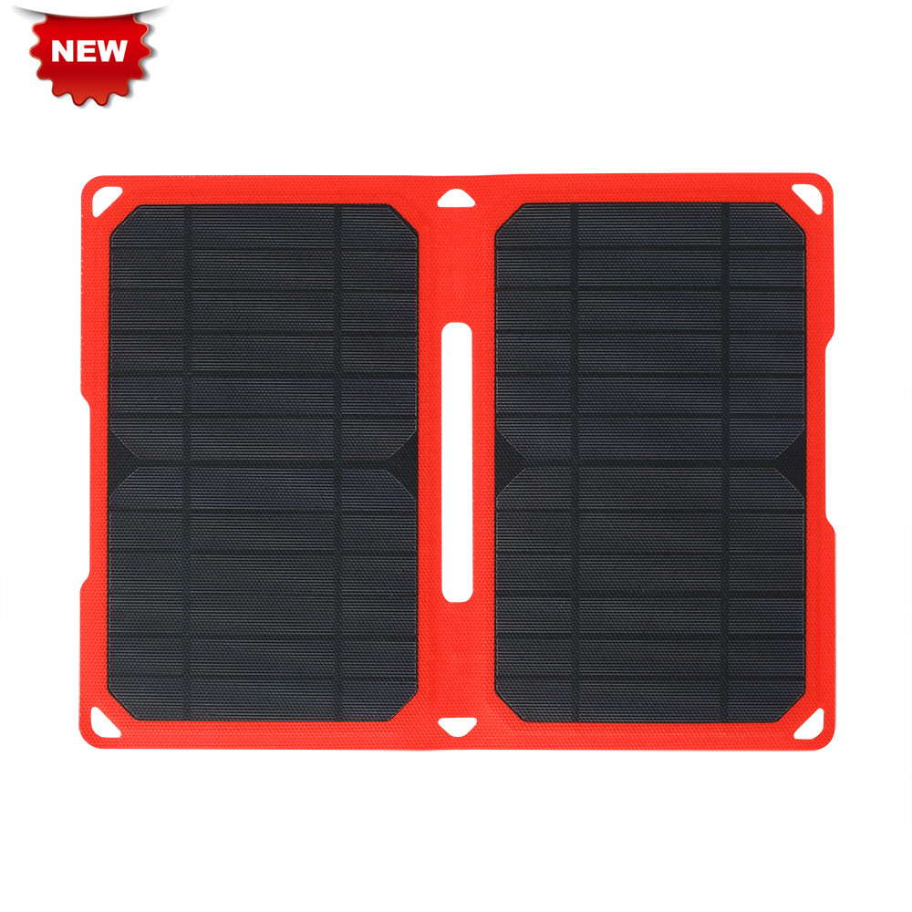 2018 New PowerGreen ETFE Lamination Solar Charger 14W Foldable Solar Panel External Power Source for Mobile Phone Outdoor2018 New PowerGreen ETFE Lamination Solar Charger 14W Foldable Solar Panel External Power Source for Mobile Phone Outdoor