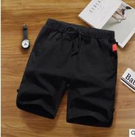 Летние 2019 короткие шорты мужские повседневные хлопковые свободные и тонкие пляжные брюки мужские замены волос HX20
