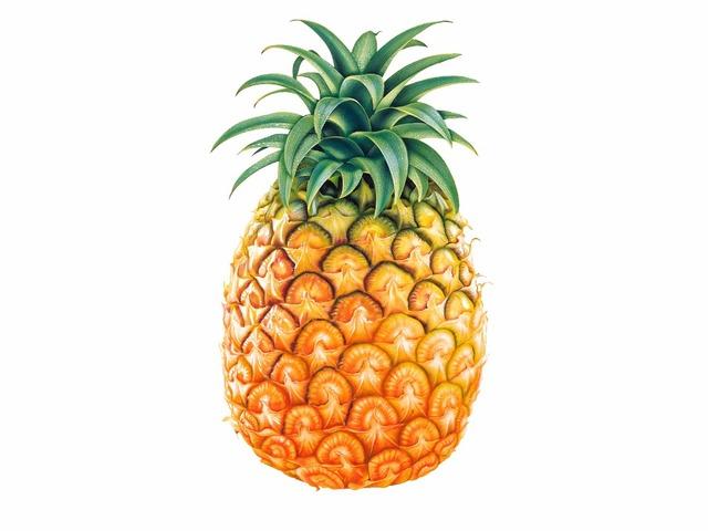 Dwarf Pineapple Seeds, Very Sweet, 100pcs/pack