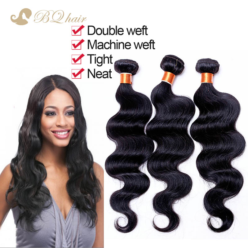 Cheap 6A Brazilian Virgin Human Hair Weaves Body Wave 3pcs lot Rosa Unprocessed brazilian virgin hair