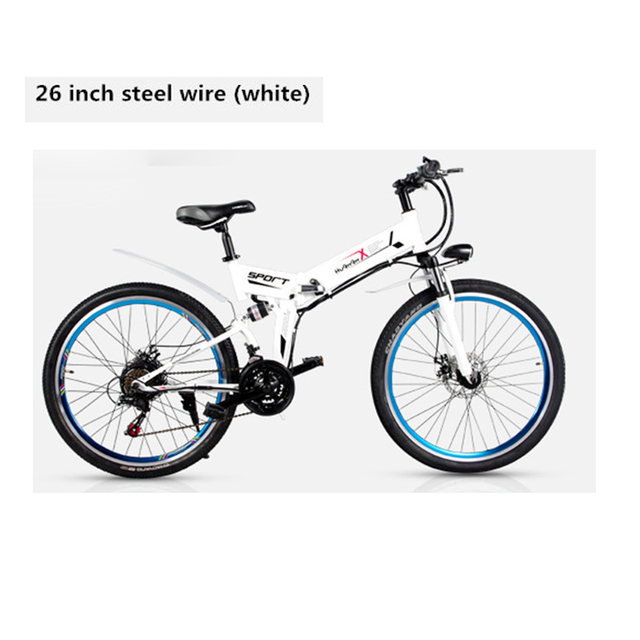 Electric  bicycle 26 inch trolley 48V