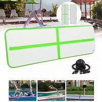 600*100*10 см надувной гимнастический коврик олимпийка одежда для тренажерного зала и йоги устойчивый гимнастический матрас для дома/парка/пля
