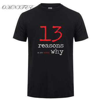13 Reasons Why Unisex Hi,It's Hannah T-shirts