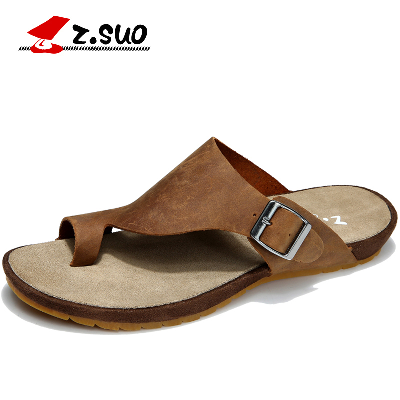 2017 most popular Men s summer half slippers casual personality breathable shoes toe covering