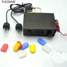 2 Car Auto Van U tube lamp grill light/ bright strobe lights Flash Strobe   Light Bulbs Headlight 12V Dropshipping