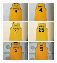 wholesale dealer 9ef7a 38595 Popular College Michigan Basketball Jerseys-Buy Cheap ...