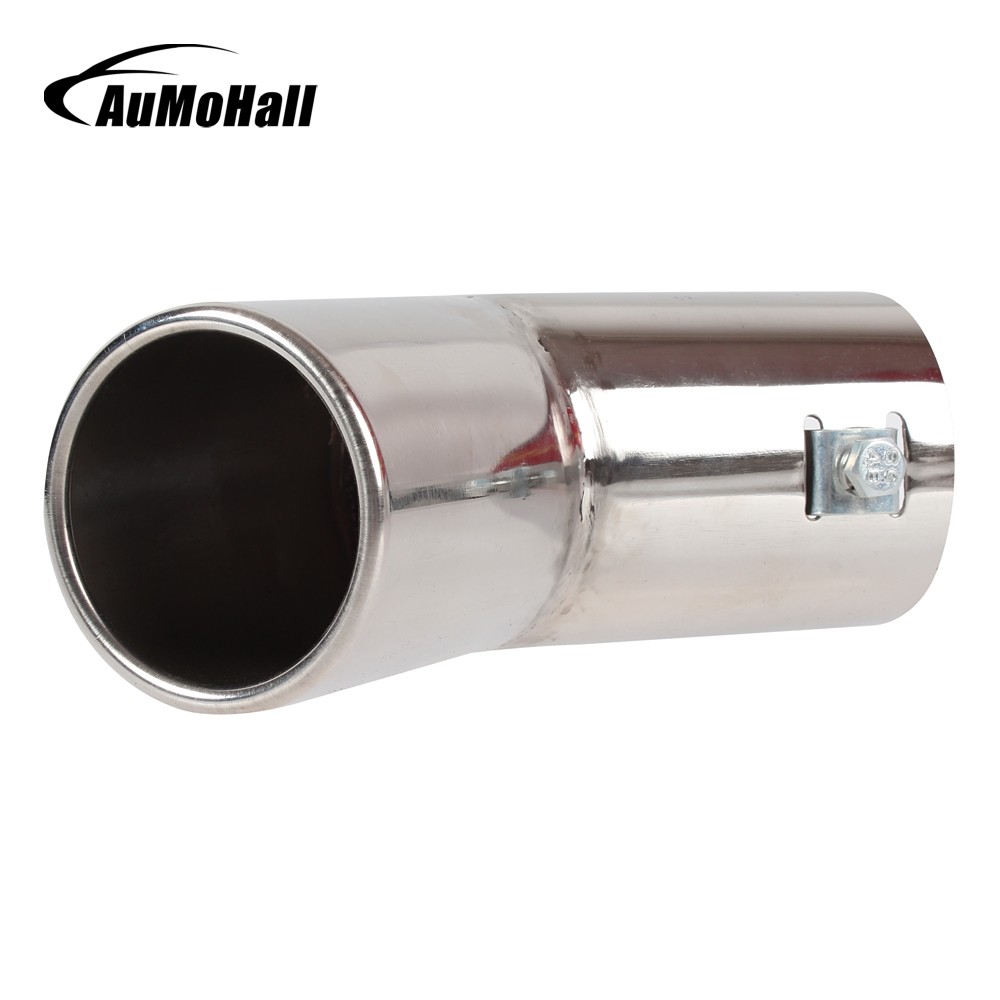 Stainless Steel Car Exhaust Pipe Tail Pipes Automobile Exhaust End Pipes