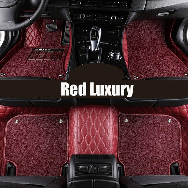 Custom Fit Car Floor Mats For Bmw 6 Series E63 E64 F06 F12 F13 630ci 630i 640i 645ci 650i 636d 640d 6d Carpet Liners 2003 Now