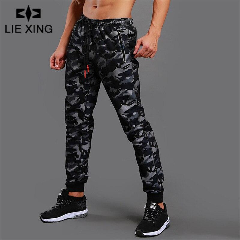 2018 neue Hochwertigen Jogger Camouflage Turnhallen Hosen Männer Fitness Bodybuilding Fitness-Studios Hosen Läufer Kleidung Jogginghose