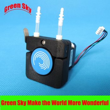 high quality 0~160ml/min dc peristaltic pump with step motor high quality 0 160ml min dc 12v 24v peristaltic pump with step motor