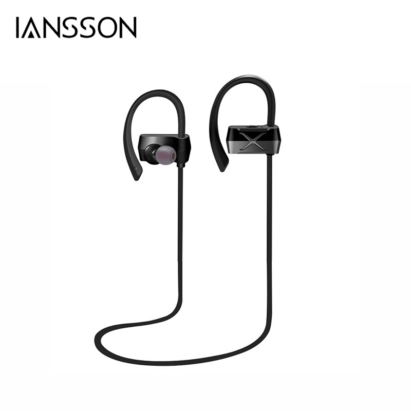 Y100 New Bluetooth Neckband In-Ear Earphone Sports Deep Bass Stereo Headset with Mic Earphone for iPhone Xiaomi Huawei E18
