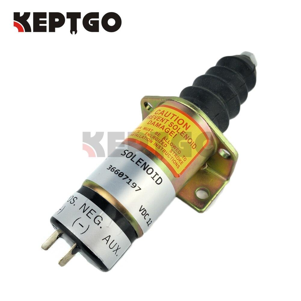 SA-3405-T 24V Fuel Shut Off Solenoid 1502 24V Fit for LISTER PETTER 366-07198