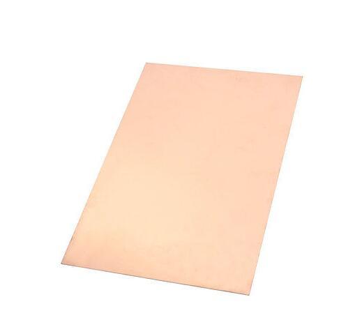 Печатная плата FR4 с двухсторонним медным плакированным ламинатом, толщина 300x200 мм, 1,2/1,5/2,0 мм