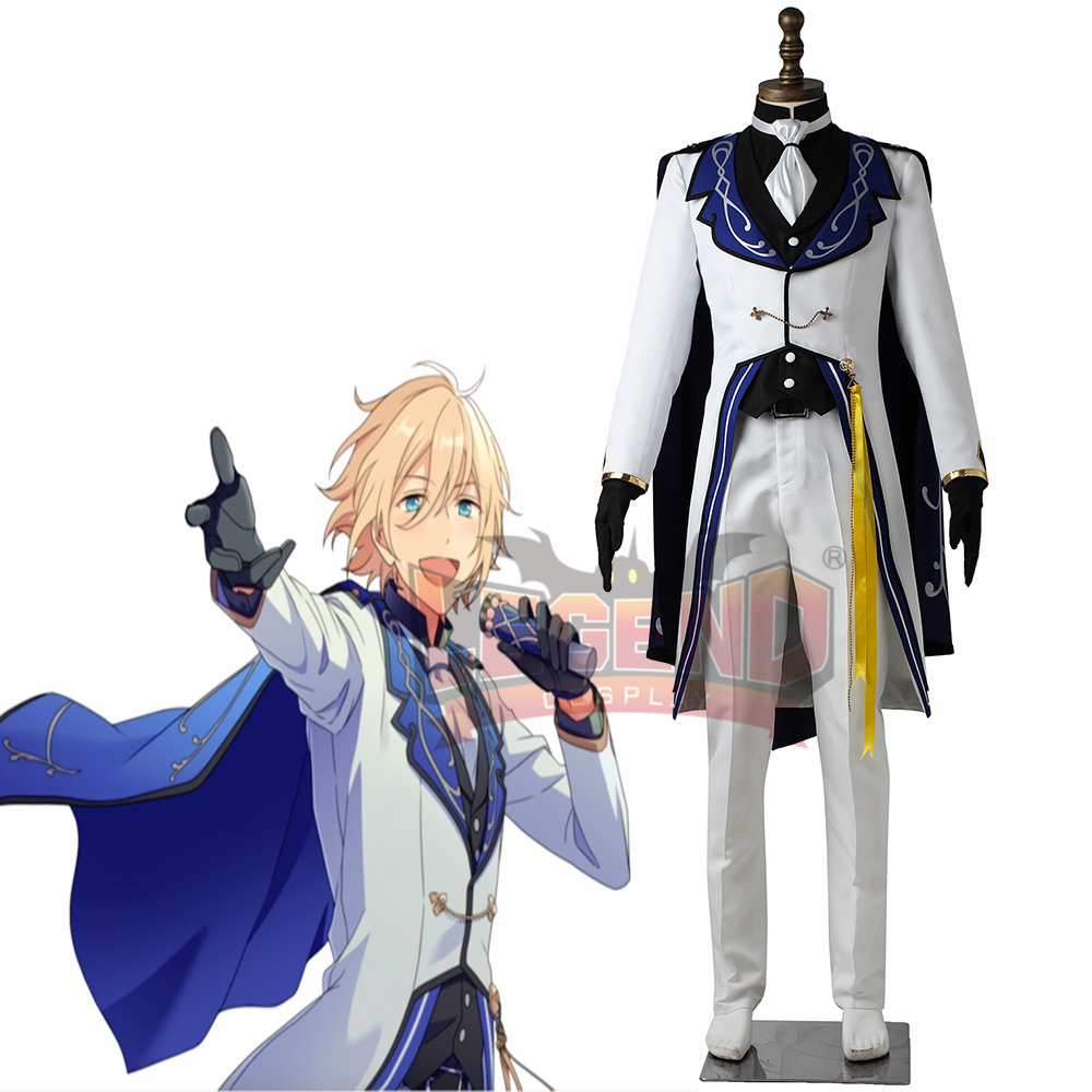 Ensemble stars Eichi Tenshouin cosplay costume Palm's Piece Full Render Bloomed costume