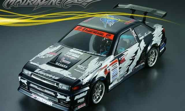 RC Drift stickers decals Tamiya HPI Losi Drift-R Kyosho set 1