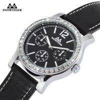 2016 Thời Trang đồng hồ men luxury hiệu analog thể thao xem Top chất lượng kim cương quartz quân watch men da bracelet đồng h